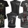 T-shirt, Hemden mannen