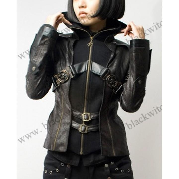 Jacket womans black