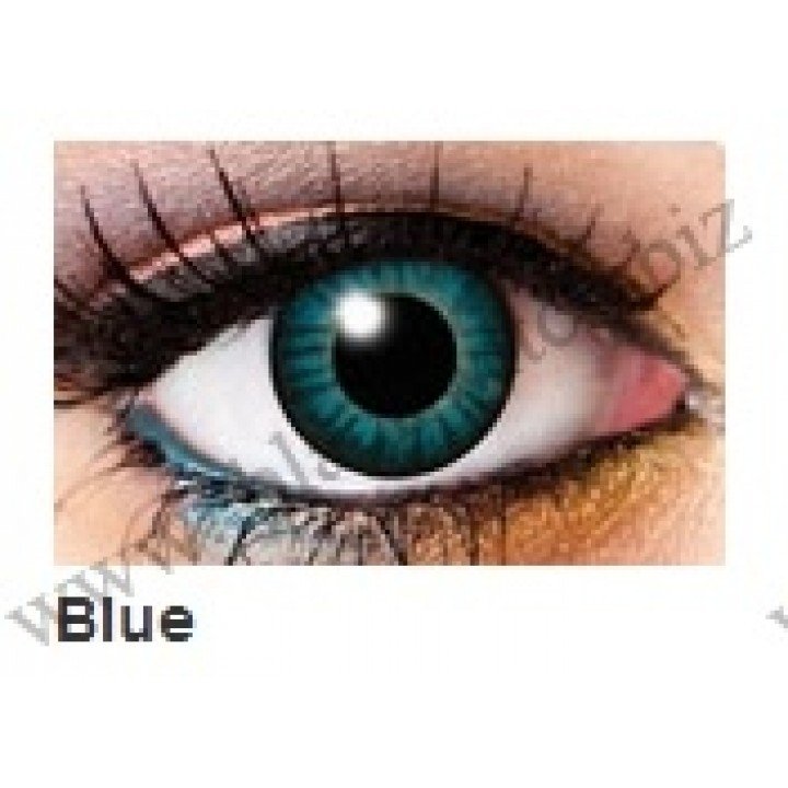 Two tone lenses Blue