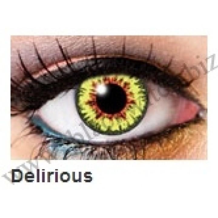 Funky lenses Delirious