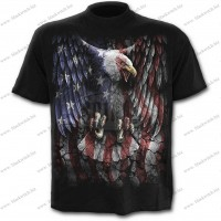 T-shirt Liberty USA