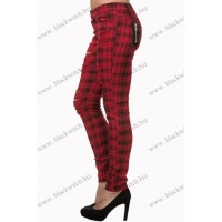 Trousers 4053 red