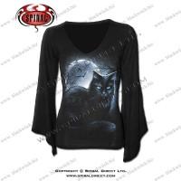 T-shirt Mystieke maanlicht